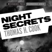 Night Secrets by Thomas H. Cook audiobook