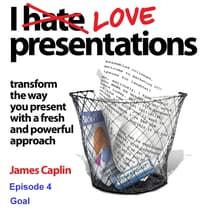 I Love Presentations 4 by James Caplin audiobook