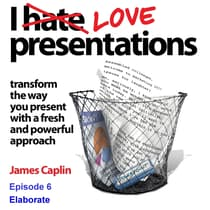 I Love Presentations 6 by James Caplin audiobook