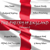 The Poetry of England, Vol. 2 by John Keats audiobook