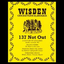 Wisden Cricketers' Almanack: 137 Not Out by Sue Rodwell audiobook