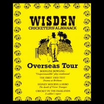 Wisden Cricketers' Almanack: Overseas Tour by Sue Rodwell audiobook