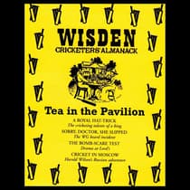 Wisden Cricketers' Almanack: Tea in the Pavilion by Sue Rodwell audiobook