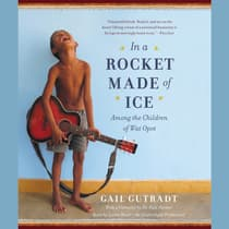In a Rocket Made of Ice by Gail Gutradt audiobook