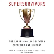 Supersurvivors by David B. Feldman audiobook