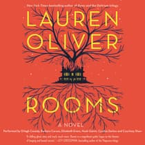 Rooms by Lauren Oliver audiobook