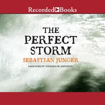 The Perfect Storm by Sebastian Junger audiobook