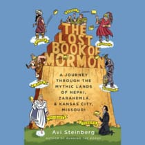 The Lost Book of Mormon by Avi Steinberg audiobook