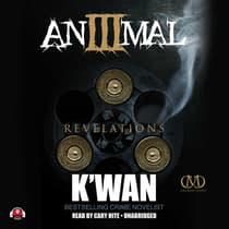 Animal 3 by K'wan audiobook