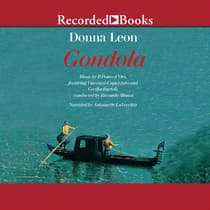 Gondola by Donna Leon audiobook