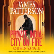 Private India by James Patterson audiobook