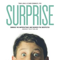 Surprise by Tania Luna audiobook
