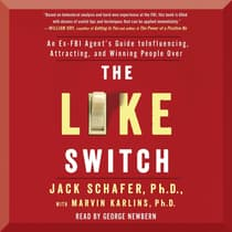The Like Switch by John R. Schafer audiobook