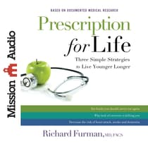 Prescription for Life by Richard Furman audiobook