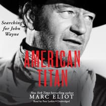 American Titan by Marc Eliot audiobook