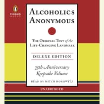 Alcoholics Anonymous by Bill W. audiobook