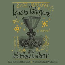 The Buried Giant by Kazuo Ishiguro audiobook
