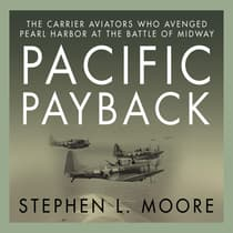 Pacific Payback by Stephen L. Moore audiobook
