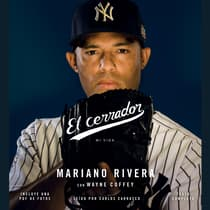 El cerrador by Mariano Rivera audiobook
