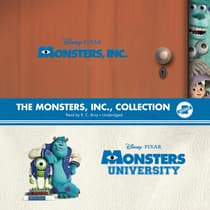 The Monsters, Inc., Collection by Disney Press audiobook