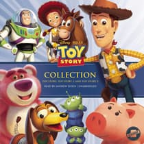 The Toy Story Collection by Disney Press audiobook