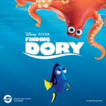 Finding Dory by Disney Press audiobook