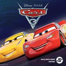 Cars 3 by Disney Press audiobook