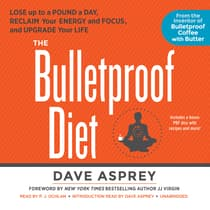 The Bulletproof Diet by Dave Asprey audiobook