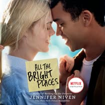 All the Bright Places by Jennifer Niven audiobook