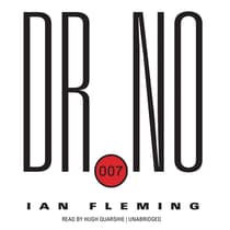 Dr. No by Ian Fleming audiobook
