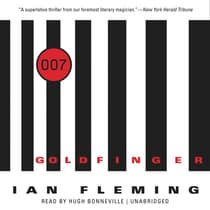 Goldfinger  by Ian Fleming audiobook