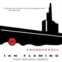 Thunderball by Ian Fleming audiobook