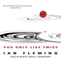 You Only Live Twice by Ian Fleming audiobook