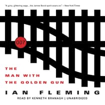 The Man with the Golden Gun by Ian Fleming audiobook