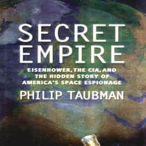 Secret Empire by Philip Taubman audiobook