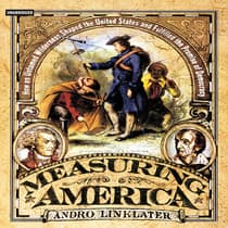 Measuring America by Andro Linklater audiobook