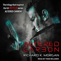 Altered Carbon by Richard K. Morgan audiobook