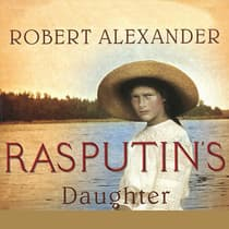 Rasputin's Daughter by Robert Alexander audiobook