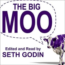 The Big Moo by Seth Godin audiobook
