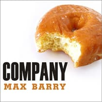 Company by Max Barry audiobook