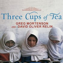 Three Cups of Tea by Greg Mortenson audiobook