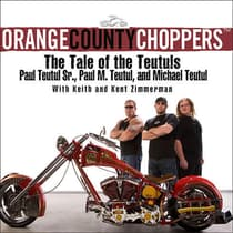 Orange County Choppers by Paul Teutul audiobook