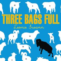 Three Bags Full by Leonie Swann audiobook