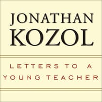 Letters to a Young Teacher by Jonathan Kozol audiobook