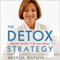 The Detox Strategy by Brenda Watson audiobook