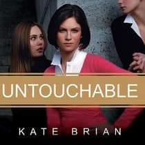 Untouchable by Kate Brian audiobook