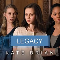 Legacy by Kate Brian audiobook