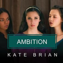 Ambition by Kate Brian audiobook