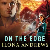 On the Edge by Ilona Andrews audiobook