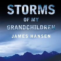 Storms of My Grandchildren by James Hansen audiobook